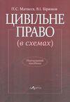 Цивільне право (в схемах). П.С. Матвєєв, В.І. Бірюков
